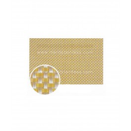 Table Placemat, yellow light