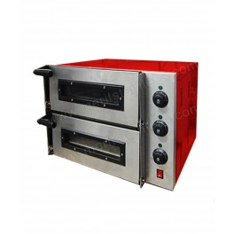 Electric 2 Deck Pizza Oven